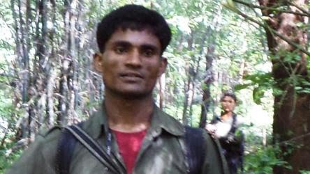 David is a member of the divisional committee of the CPI Maoist
