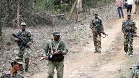 Chhattisgarh Police has launched a combing operation of the jungle after the attack on the CAF camp