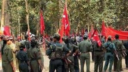The Rajpur police station area located on the JharkhandBihar border is one of the worsthit by Naxalite activities