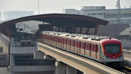 The News International reported that the Chinese staff recruited by the Punjab Mass Transit Authority for Orange Line Metro Train OLMT project was getting huge salaries in comparison to their Pakistani counterparts